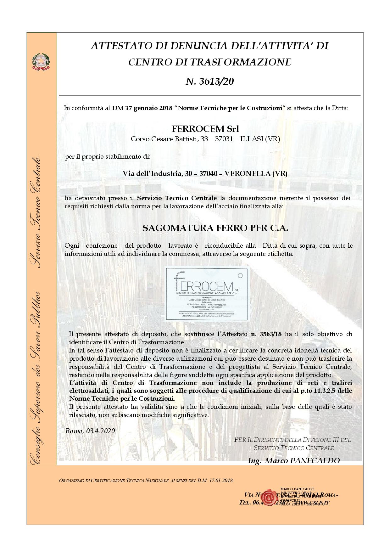 attestato-3613-20-cslp
