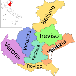 Veneto in corso